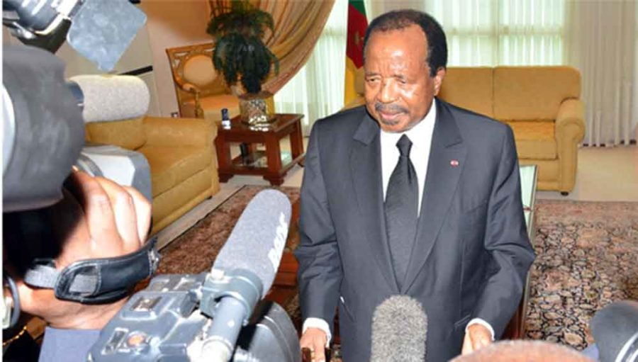 Retrait de la CAN 2019 au Cameroun : Paul Biya reste stoïque et solidaire de sa jeunesse