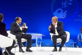 Cameroun- forum de paris sur la paix : Paul Biya promet un statut particulier aux régions anglophones