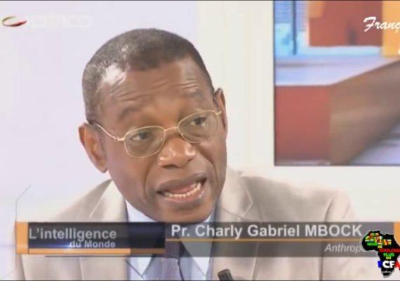 Cameroun : le Pr Charly Gabriel Mbock plaide pour le peuple de la Sanaga-Maritime