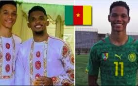 Coupe d'Afrique U-20: Samuel Eto'o livre son sentiment sur la prestation de son fils Etienne Eto'o Pineda