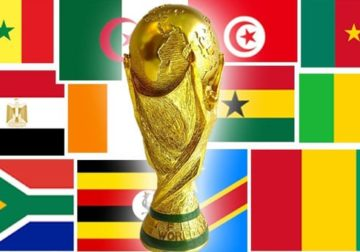 Eliminatoires zone Afrique Qatar 2022 : 5 places pour 40 nations